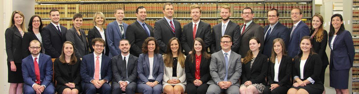 2016 Maine Law Review Members
