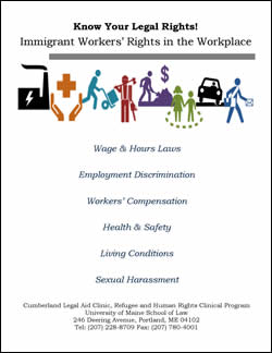 Know Your Legal Rights: Immigrant Workers' Rights in the Workplace