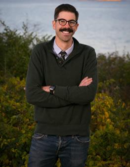 Visiting Associate Professor Anthony Moffa