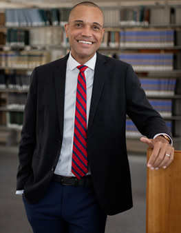 Associate Professor Duane Rudolph