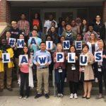 2017 Maine Law PreLaw Undergraduate Scholars (PLUS)