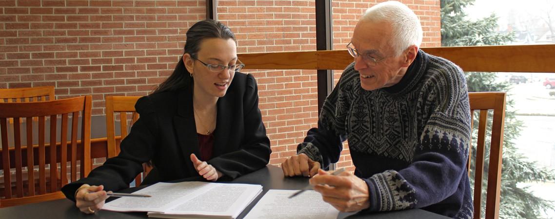 Prof. Don Zillman & Elizabeth Elsbach