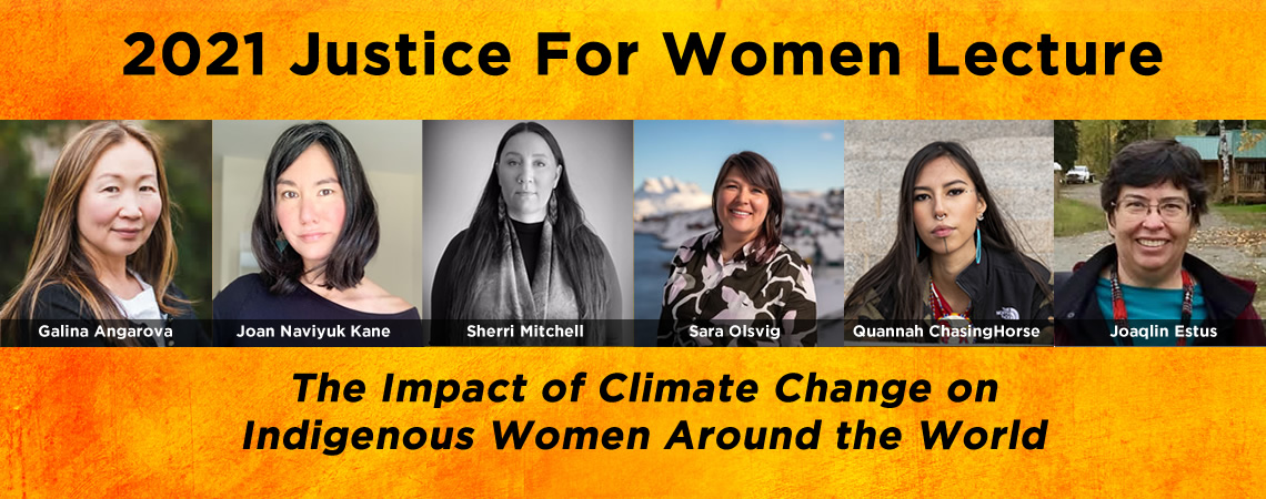 The Impact of Climate Change on Indigenous Women Around the World