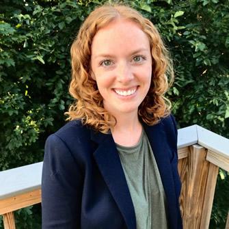 Hilary Forsley '20, SBA President