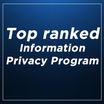 Top ranked Information Privacy Program